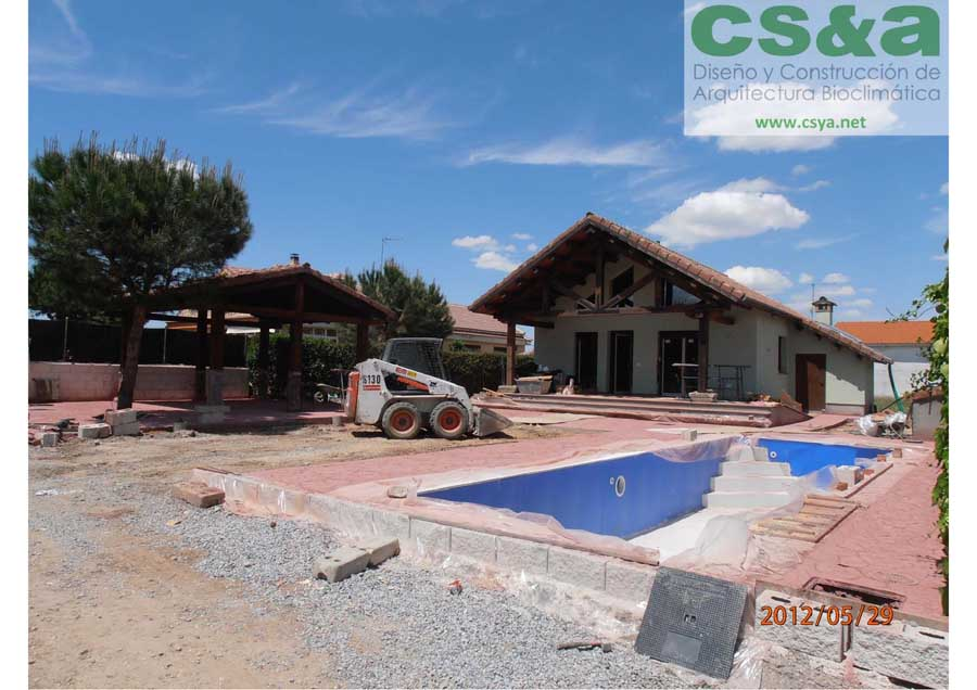 Construcción bio en Segovia