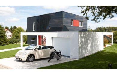 casa pasiva de referencia con gran ahorro energético