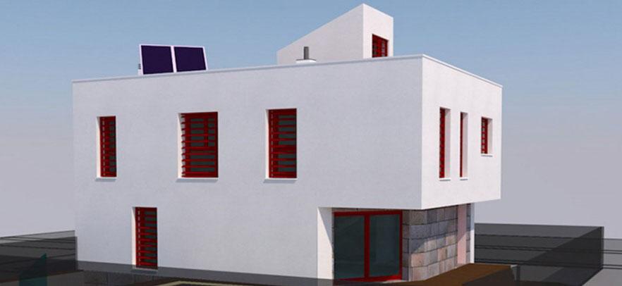 Construcción casas pasivas Madrid - pssivhaus