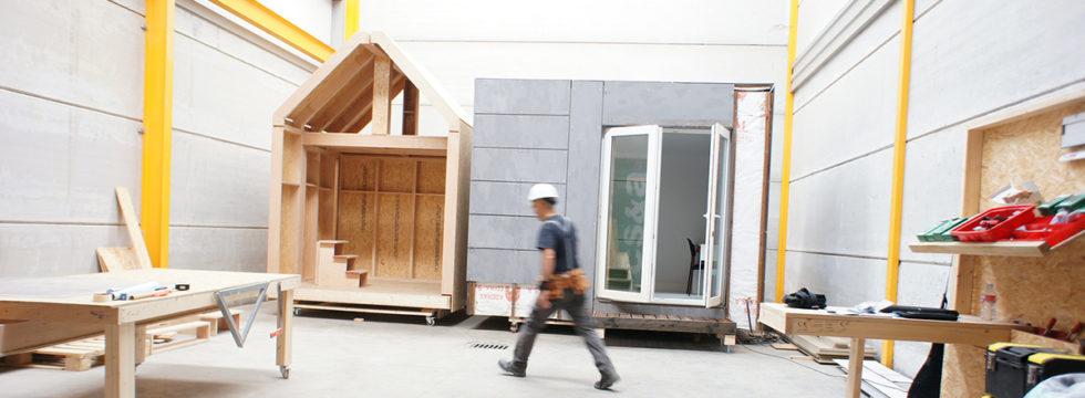 tinyhouses microcasas prefabricadas de ciseño bioclimatico