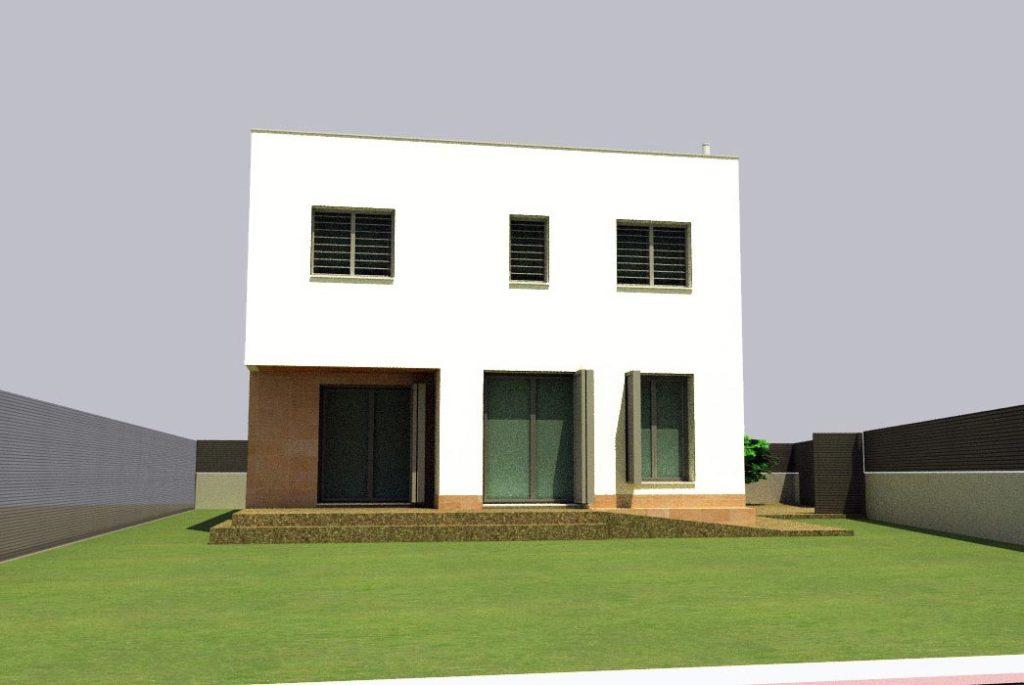 Instalacion geotermica en vivienda unifamiliar en madrid